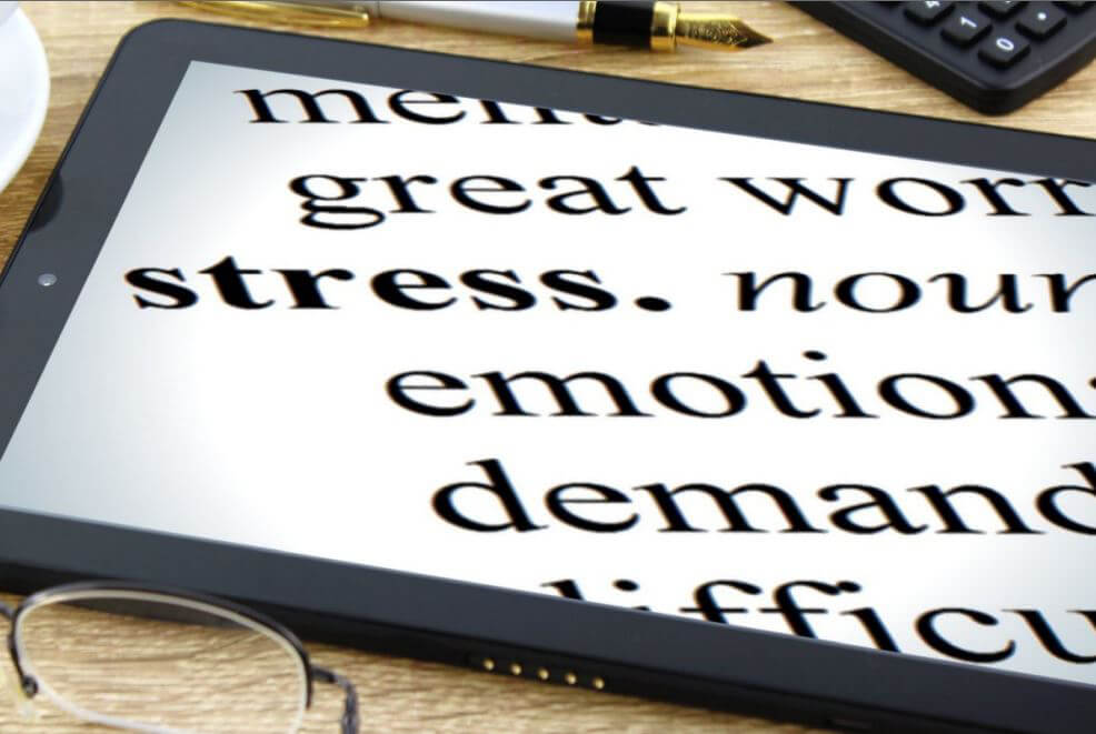 Managing Stress in Stressful Times