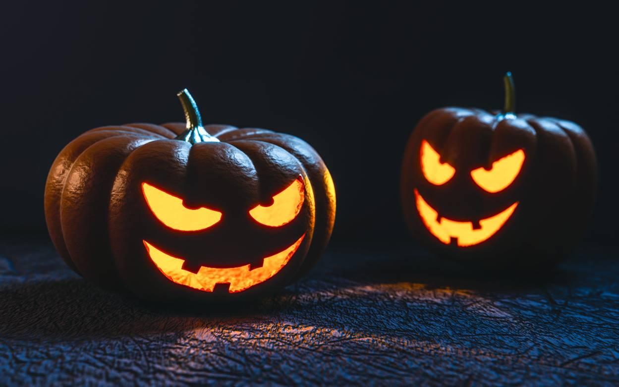 Spooky Markets